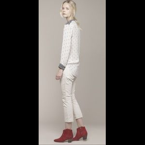 Isabel Marant - Red Dicker Boots - SZ 40 amazing!